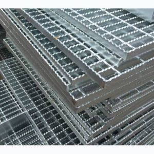 Q235 steel bar floor grating pictures & photos
