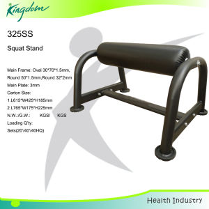 Fitness Commercial Gym Strength Equipment Squat Stand Leg Extension pictures & photos