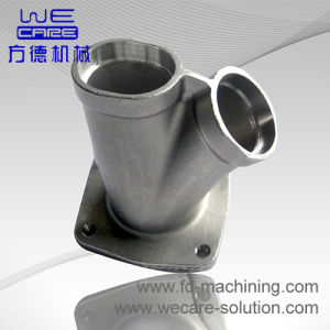 Investment Casting Parts for Exhaust Pipe