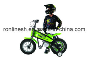 Training Use 200W Ride-on Electric Mini Bike/Dirt Bike/Quad Bike/Electric Car/E Mini Bicycle/Children Bicycle with CE pictures & photos