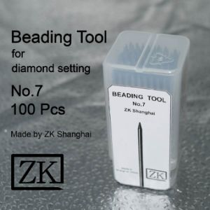 Beading Tools for Jewelry - No. 7 100 Pieces - Micro Pave Setting Tools pictures & photos