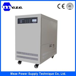 Automatic Inductive AVR/AC Voltage Regulator Power Supply pictures & photos