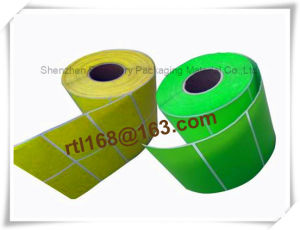 Volume Various Colors for Paper Label or Sticker pictures & photos