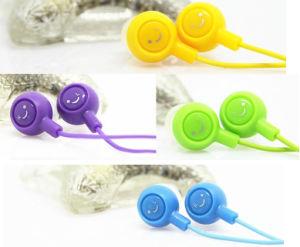Smiling Face Multipurpose Earphone Earbud Headphone
