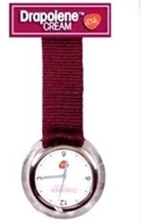 Nylon Handing Nurse Watch with Plastic Material pictures & photos