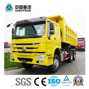 China Best Dumper Truck of Sinotruk HOWO 6*4 pictures & photos