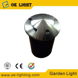 Quality 316 Stainless Steel Inground/Underground Light with Ce