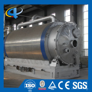 Good Quality Tyre Oil Pyrolysis Machine Plant Equipment pictures & photos
