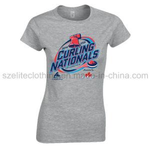 Promotion Custom 100 Cotton Tshirts (ELTWTJ-322) pictures & photos