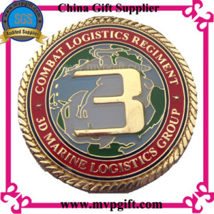Metal Challenge Coin with Various Colors Available pictures & photos