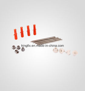 Sanitary Accessories- Screw Sets- 16PCS
