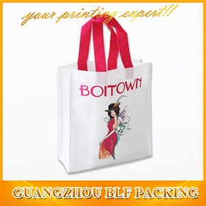 Non Woven Women Cloth Shopping Bags (BLF-NW251) pictures & photos