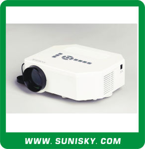 Mini WiFi Wireless Projector (SMP30) pictures & photos