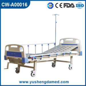 Two Cranks Hospital Ward Beds for Patients Cw-A00016 pictures & photos