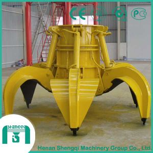 Load and Unload Ores Electric Hydraulic Grab pictures & photos