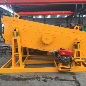 Vibrating Screen, Stone Vibrating Screen pictures & photos