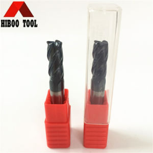 China Wholesale Carbide Corner Raduis End Mills for Metal Drilling pictures & photos