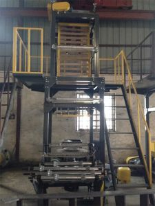 Wenzhou HDPE LDPE Film Extruding Machine pictures & photos