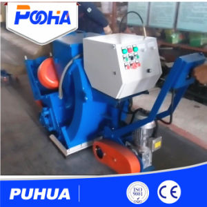 Mobile Concrete and Steel Plate Surface Cleaning Shot Blasting Machine pictures & photos
