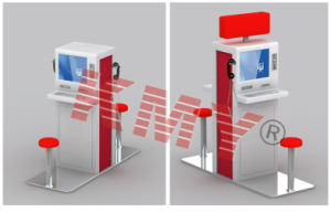 Self Service Multifunction Gaming Kiosk pictures & photos