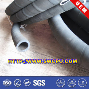 Cotton Braided Black Hydraulic Hoses pictures & photos