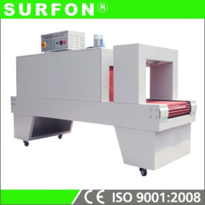 Sf-6040e Heat PE POF PVC Shrink Wrapping Machine pictures & photos