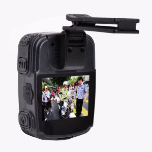 1080P 2.0 Inch Screen Body Worn Police Camera Mini Button Cop Cam pictures & photos