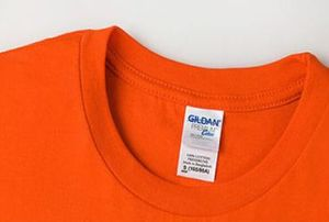 Promotion Customized Logo on Gilden Tshirt pictures & photos