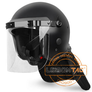 Riot Helmet (Matte) of PC/ABS Material pictures & photos