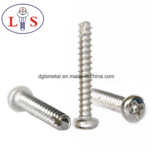 Hot Sales Carbon Steel Zinc Plated Cup Head Small Screw pictures & photos