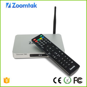 Quad Core Amlogic S905 Internet TV Box with Metal Case Android 5.1 pictures & photos