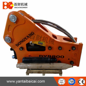 Hydraulic Breaker Hb20g with Wedge Type Chisel pictures & photos