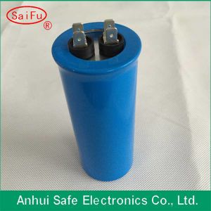Start Capacitor Round Shape Cbb65 Air Compressor Capacitor 40UF 450V pictures & photos