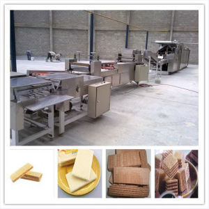 Wafer Biscuit Making Machine Sh27 pictures & photos