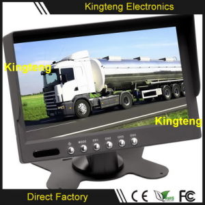 LCD Display Monitor Heavy Equipment Parts for Tractor, Combine, Trailer, Cultivator, Plough, Grain Car Parts