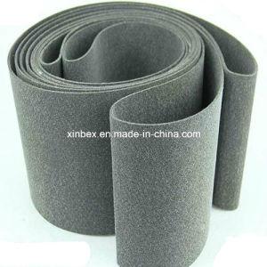 High Temperature Resistant Conveyor Belt Grey Felt Belt pictures & photos