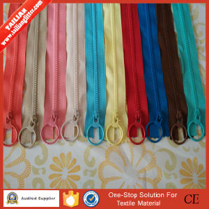 3# Good Quality Open End Manufacturer Resin Zipper pictures & photos