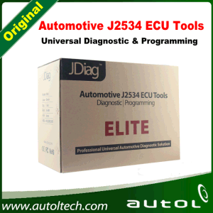 100% Quality Original Jdiag Elite J2534 Diagnostic and Coding Programming Tool with Best Price pictures & photos