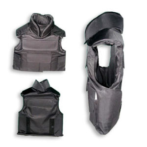 Nij Lever Iiia UHMWPE Bullet Proof Vest for Military pictures & photos