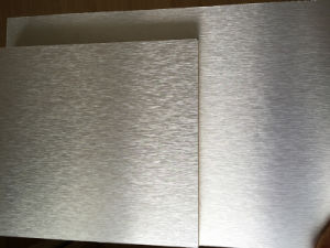 Silver HPL Board / Fireproof Board / HPL Laminated Plywood pictures & photos