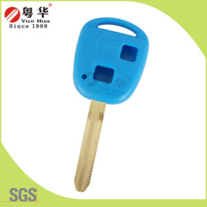 Competitive Price Transponder Key Shell with Light for Car Key Blank pictures & photos