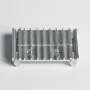 Extruded Aluminum Heatsink with Hardness 8-12hw pictures & photos