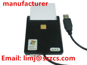 USB 2.0 EMV IC Chip Card Reader &Writer (ZCS38)