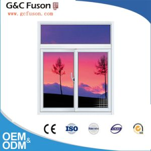 Aluminium Horizontal Sliding Window Can with Fly Screen pictures & photos