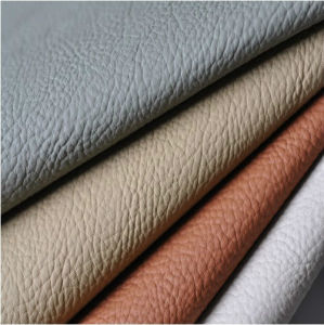 Quality 0.70mm PVC Leather for Car Seats, Furniture pictures & photos