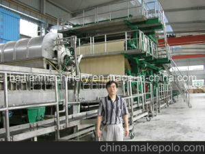 High Speed Automatic Kraft Paper Machine pictures & photos