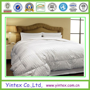 Hotel Grand Oversized 500 Thread Count All-Season Siberian White Down Comforter pictures & photos