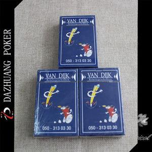 Best Quality Custom Van Dijk Poker pictures & photos