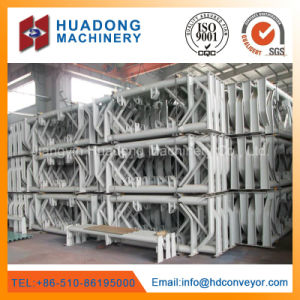 Conveyor Idler Frame Steel Standing Roller Bracket pictures & photos