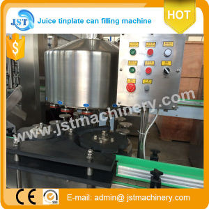 Linear Type Juice Can Filling Production Machine pictures & photos